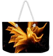 Angel In The Sky Fireworks Weekender Tote Bag