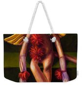 Angel Made Of Sockies Weekender Tote Bag