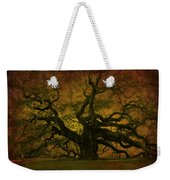 Angel Oak 3 Charleston Weekender Tote Bag