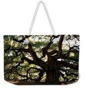 Angel Oak In November Weekender Tote Bag