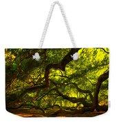 Angel Oak Limbs 2 Weekender Tote Bag by Susanne Van Hulst