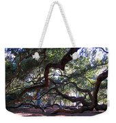 Angel Oak Side View Weekender Tote Bag
