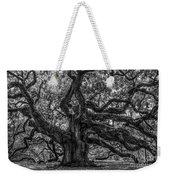 Angel Oak Tree Americana Weekender Tote Bag