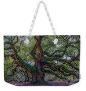 Angel Oak Tree Deeply Rooted History Weekender Tote Bag