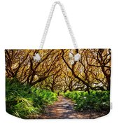 Angel Oaks In Sunshine Weekender Tote Bag