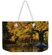 Angel Of Golden Waters Weekender Tote Bag