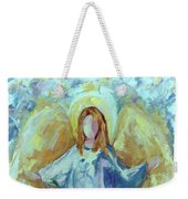 Angel Of Harmony Weekender Tote Bag