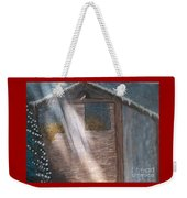 Angel Of Light Weekender Tote Bag