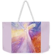 Angel Of Light Weekender Tote Bag