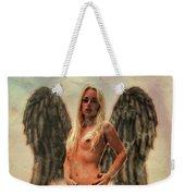 Angel Of Lust By Mb Weekender Tote Bag