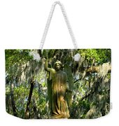 Angel Of Savanna Weekender Tote Bag
