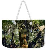 Angel Of Savannah Weekender Tote Bag