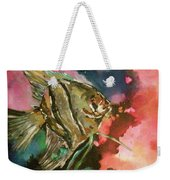 Angel Of The Sea Weekender Tote Bag