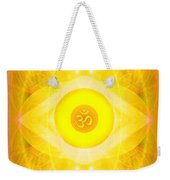 Angel Of The Sun Weekender Tote Bag