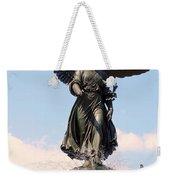 Angel Of The Waters Pigeons Weekender Tote Bag