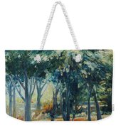 Angel Rays Weekender Tote Bag