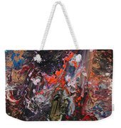 Angel Rising Weekender Tote Bag