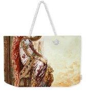 Angel Traveller Weekender Tote Bag by Gustave Moreau