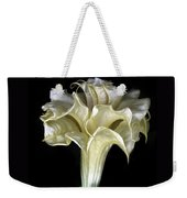Angel Trumpet Weekender Tote Bag