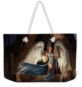 Angel Warrior Weekender Tote Bag