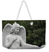 Angel Watching Over Me Weekender Tote Bag