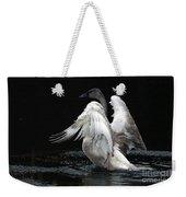 Angel Wings 2 Weekender Tote Bag