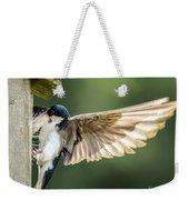 Angel Wings Weekender Tote Bag