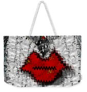 Angel Wings Brings Love And Peace Weekender Tote Bag