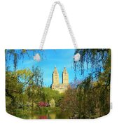 Perfect Morning In The Park Weekender Tote Bag