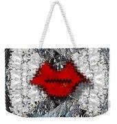 Angel Wings Comes In Love Weekender Tote Bag