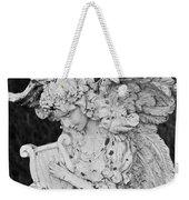Angel With Harp Weekender Tote Bag