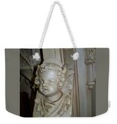 Angel With The Chipped Nose Weekender Tote Bag