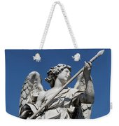 Angel With The Lance  Weekender Tote Bag