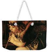 Angel2 Weekender Tote Bag