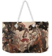 Angela I Weekender Tote Bag