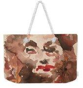 Angela IIi Weekender Tote Bag