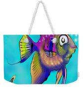 Angelfish Weekender Tote Bag