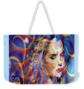 Angelic Beauty Weekender Tote Bag