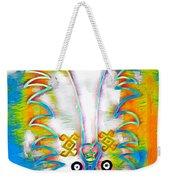 Angelic Healing Weekender Tote Bag