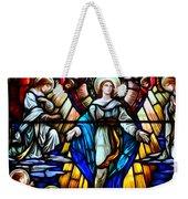 Angelic Scene Weekender Tote Bag