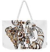 Angelic Tube 3636 Weekender Tote Bag