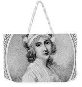 Angelica Schuyler Church Weekender Tote Bag