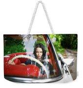 Angelina Petrova Weekender Tote Bag
