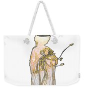 Angelita Blanco Weekender Tote Bag