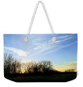 Angels Above Weekender Tote Bag