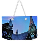 Angels Among Us - The Three Sisters Weekender Tote Bag