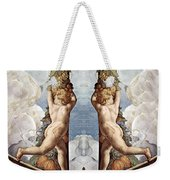 Angels And Fruits Weekender Tote Bag