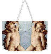 Angels And Pears Weekender Tote Bag
