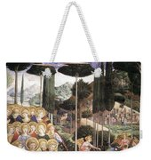 Angels Art Weekender Tote Bag