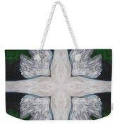 Angel's Cross Weekender Tote Bag